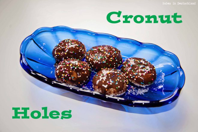 Babes in Deutschland, Cronut Recipe
