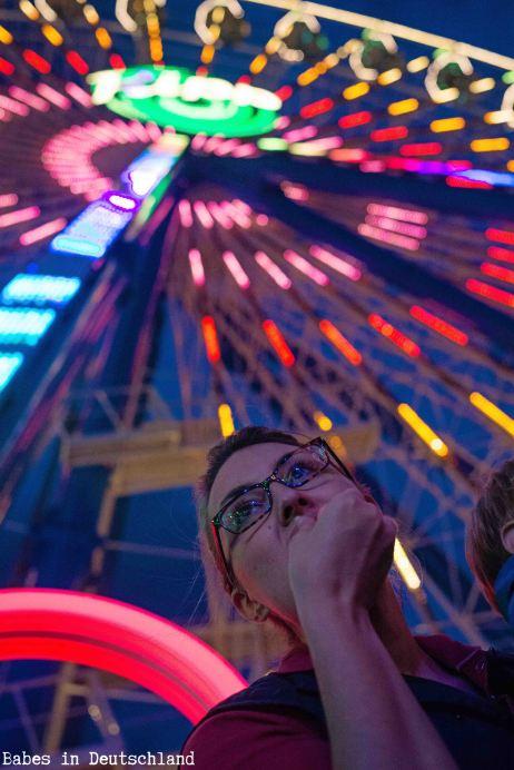 Kaiserslautern Fair, Germany by Babes in Deutschland