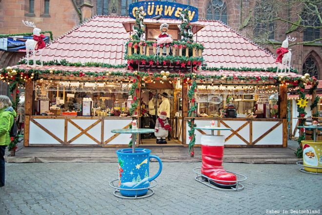 A tour of German Christmas Markets!
