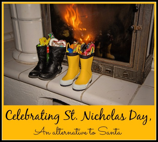 Celebrating St. Nicholas Day, an alternative to Santa